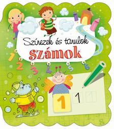 Anna Podgórska - Színezek és tanulok. Számok