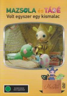 Bálint Ágnes - MAZSOLA ÉS TÁDÉ - VOLT EGYSZER EGY KISMALAC DVD