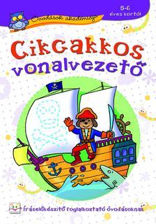 Anna Podg�rska - �vod�sok akad�mi�ja. Cikcakkos vonalvezet� 4-5 �veseknek