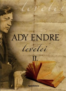 Ady Endre - Ady Endre levelei 2. rész [eKönyv: epub, mobi]