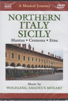 MOZART - NORTHERN ITALY - SICILY DVD MOZART