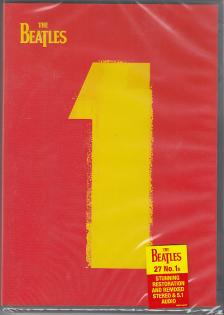 The Beatles - THE BEATLES 1 DVD