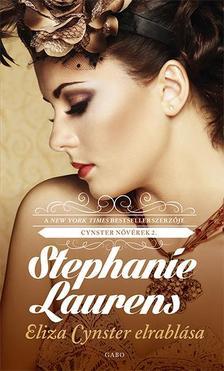 Stephanie Laurens - Eliza Cynster elrabl�sa