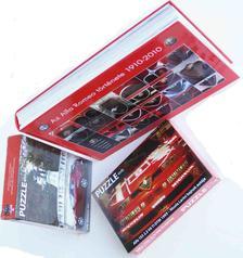 Tak�cs �kos, Groll R�bert - Az Alfa Romeo t�rt�nete 1910-2010 + 2 db puzzle j�t�k