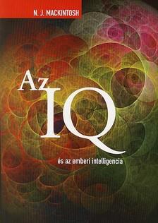 MACKINTOSH, N. J. - AZ IQ ÉS AZ EMBERI INTELLIGENCIA