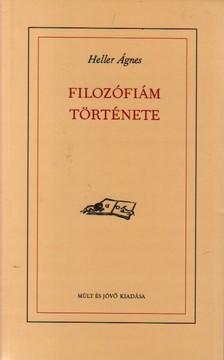 HELLER �GNES - FILOZ�FI�M T�RT�NETE