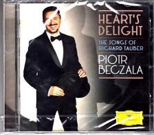 - HEART' DELIGHT- THE SONGS OF RICHARD TAUBER CD