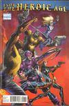 Walker, Kev, Jeff Parker - Enter the Heroic Age No. 1 [antikv�r]