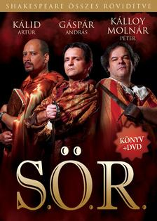 ADAM LONG�DANIEL SINGER�JESS WINFIELD-K� - S.�.R. - Shakespeare �sszes R�vid�tve - K�nyv+DVD