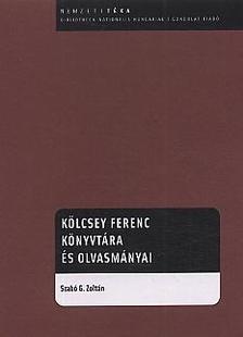 Szab� G. Zolt�n - K�lcsey Ferenc k�nyvt�ra �s olvasm�nyai
