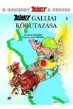 REN� GOSCINNY-ALBERT UDERZO - Asterix galliai k�rutaz�sa - Asterix 5.