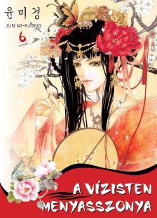Jun Mi-Kjong - A vízisten menyasszonya 6.- Képregény