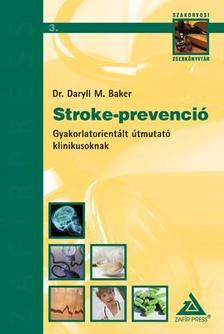 BAKER, DARYLL M. DR. - Stroke-prevenci�