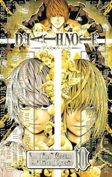 Ohba Tsgumi - Death Note 10.