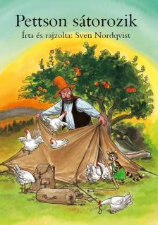 NORDQVIST, SVEN - Pettson sátorozik