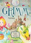 Napraforgó Könyvkiadó - Csodaszép altatómesék (ÚJ) - Grimm meséi