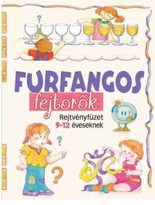 Donatella Bergamino - FURFANGOS FEJTÖRŐK