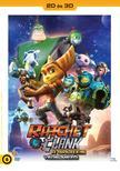 Kevin Munroe, Jericca Cleland - Ratchet & Clank - A Galaxis v�delmez�i 2D+3D DVD [DVD]