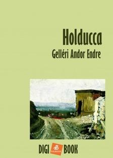 Gell�ri Andor Endre - Hold ucca [eK�nyv: epub, mobi]