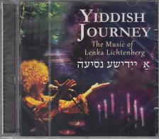- YIDDISH JURNEY - THE MUSIC OF LENKA LICHTENBERG CD