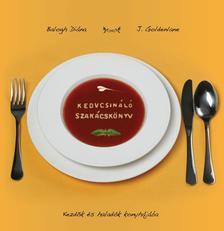 Balogh Diána - Kedvcsináló szakácskönyv