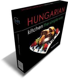 Kolozsv�ri Ildik� �s Hajni Istv�n - HUNGARIAN Kitchen the simple way -Lunch boksz