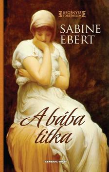 Sabine Ebert - A b�ba titka