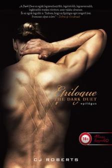CJ Roberts - Epilogue - Epilógus (A sötét páros 3.) - Puha borítós