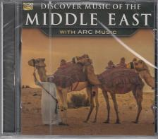 - DISCOVER MUSIC OF MIDDLE EAST CD
