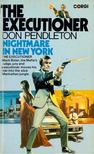 PENDELTON, DON - The Executioner - Nightmare in New York [antikvár]
