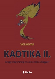 Volkovak - Kaotika II. [eKönyv: epub, mobi]