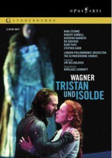 Wagner - TRISTAN UND ISOLDE 3DVD B�LOHL�VEK, STEMME, GAMBILL, KARN�US, SKOVHUS, PAPE