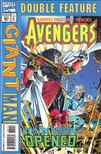 Deodato, Mike Jr., Harras, Bob, Tom Palmer - Marvel Double Feature...The Avengers/Giant-Man Vol. 1. No. 381 [antikvár]