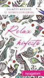 - Relax kifest� - nyugalom