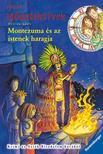 Fabian Lenk - Montezuma és az istenek haragja - Idődetektívek 16.