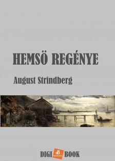 August Strindberg - Hemső regénye [eKönyv: epub, mobi]