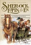 Irene Adler - Sherlock,  Lupin �s �n 5. - A feh�r kast�ly [eK�nyv: epub,  mobi]