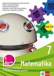 Vilma Moderc - Berkes Kl�ra (�tdolgozta) - Matematika 7. - Gyakorl� munkaf�zet 7. oszt�lyos tanul�k sz�m�ra