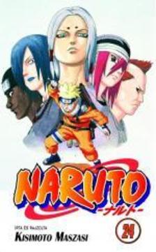 Kisimoto Maszasi - Naruto 24. k�tet