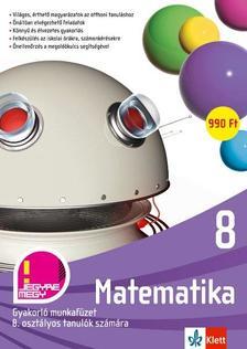 - Matematika 8.- Gyakorló munkafüzet 8. osztályos tanulók számára