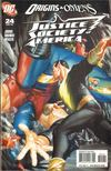Ordway, Jerry, Geoff Johns - Justice Society of America 24. [antikv�r]