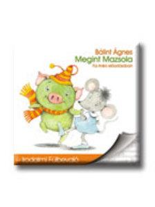 Bálint Ágnes - MEGINT MAZSOLA - CD -