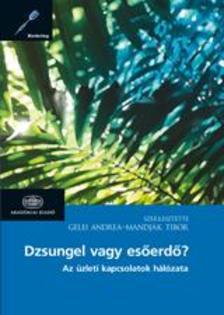 4000026391 - Dzsungel vagy esőerdő?