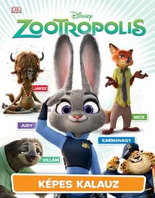 - - Disney - Zootropolis - K�pes kalauz