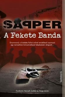 Sapper - A fekete banda [eK�nyv: epub, mobi]