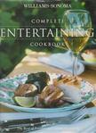 Williams, Chuck - Complete Entertaining Cookbook [antikvár]