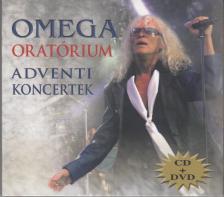 - OMEGA ORATÓRIUM ADVENTI KONCERTEK CD+DVD