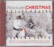 - ABSOLUTE CHRISTMAS CD
