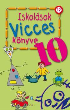 K�G� - Iskol�sok vicces k�nyve 10