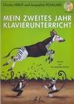 HERV�, CH. UND POUILLARD, J. - MEIN ZWEITES JAHR KLAVIERUNTERRICHT CD ERHAELTLICH
